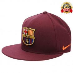 Sapca Nike FC Barcelona True - Originala - Reglabila - Poliester - Detalii anunt - Sapca Barbati Nike, Marime: Marime universala, Culoare: Visiniu