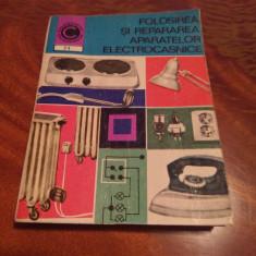 Colectia Caleidoscop Nr. 71 - Folosirea Si Repararea Aparatelor Electrocasnice - album clasor