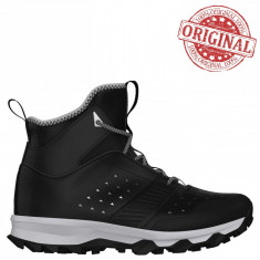 Ghete Adidas Alumito Mid K COD: AF5817 - Produs original. factura, garantie -NEW, Unisex, 28, 29, Negru