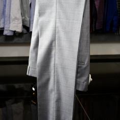 Pantaloni Barbati, Culoare Gri, Slim Fit, Ucu Dima, Cod: Pantaloni B. 503 Gri (Culoare: Gri, Marime Pantaloni: 54)