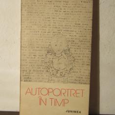 AUTOPORTRET IN TIMP-DAN HATMANU