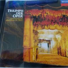 Triumph der Oper - cd - Muzica Opera decca classics