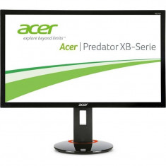 Monitor Acer XB270HABPRZ 27 inch 1ms Black - Monitor LED Acer, DisplayPort, 1920 x 1080