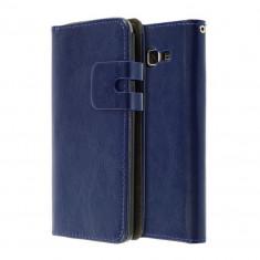 Husa SAMSUNG Galaxy Grand Prime - Smart Plus (Albastru) - Husa Telefon