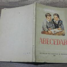 Abecedar/ 1959 - 1960 - Manual scolar didactica si pedagogica, Clasa 1, Romana
