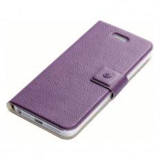 Husa APPLE iPhone 5\5S\SE - Fenice Diario (Violet)