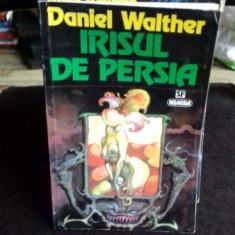 IRISUL DE PERSIA - DANIEL WALTHER - Carte SF
