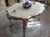 Masa/masuta stil baroc/ludovic xv/rococo,94 cm lungime, Mese si seturi de masa, 1900 - 1949
