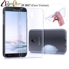 Husa SAMSUNG GALAXY J5 J7 2017 silicon subtire transparenta - Husa Telefon, Maro