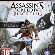 Assassin's Creed IV - Black Flag - PS 3 [Second hand] fm - Jocuri PS3, Actiune, 18+, Single player