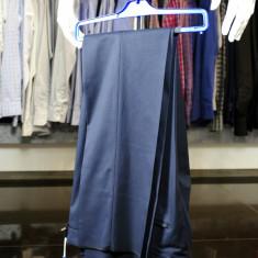 Pantaloni barbati , Culoare Bluemarin , Slim Fit , Ucu Dima, Cod: Pantaloni B. 1436 Bluemarin (Culoare: Bluemarin, Marime Pantaloni: 48)