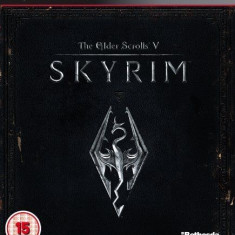 The Elder Scrolls V - Skyrim- PS3 [Second hand] fm, fh - Jocuri PS3, Role playing, 16+, Single player