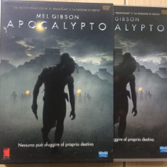 Apocalypto Mel Gibson DVD film aventura actiune usa 2006 subtitrare in italiana - Film actiune