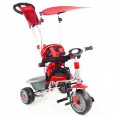 Tricicleta MyKids Rider Rosu - Tricicleta copii