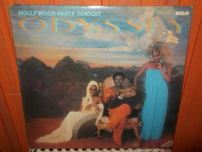 -Y- ODYSSEY  DISC VINIL LP foto