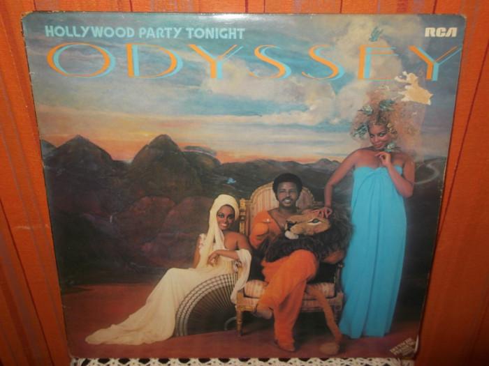 -Y- ODYSSEY  DISC VINIL LP