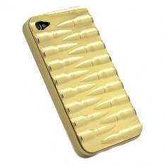 Husa APPLE iPhone 6\6S - Pistol (Bullet Auriu)