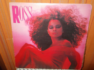 -Y- DIANA ROSS - ROSS    DISC VINIL LP foto