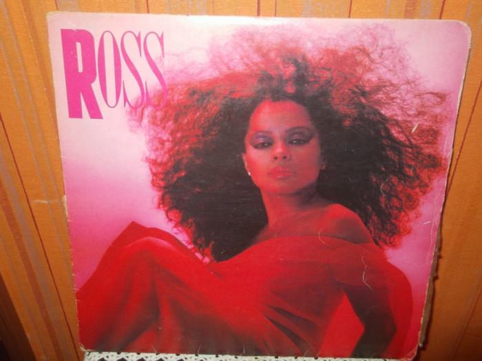 -Y- DIANA ROSS - ROSS    DISC VINIL LP