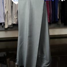 Pantaloni barbati , Culoare Gri , Slim Fit , Ucu Dima, Cod: Pantaloni B. 1378 Gri (Culoare: Gri, Marime Pantaloni: 42)