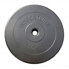 Greutate ciment inSPORTline 10kg/30mm