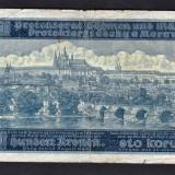 Boemia Bohemia Moravia 100 Kronen 1940