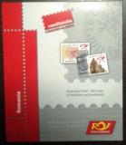 Romania 2012 - Posta Romana 150 de ani de traditie, mapa filatelica, N27