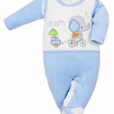 Compleu 2 piese pentru bebelusi-Koala 3564-AL, Albastru