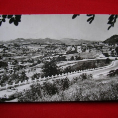 CARTE POSTALA NECIRCULATA SOSEAUA DEVA - BRAD - Carte Postala Transilvania dupa 1918, Fotografie