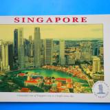 HOPCT 33821 SINGAPORE CITY-SINGAPORE -NECIRCULATA, Printata