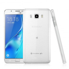 Husa SAMSUNG Galaxy J7 2016 - Ultra Slim (Transparent) - Husa Telefon