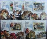 INS.COMORE - FELINE MARI, 2011, 5 S/SH D LUX, NEOB. - ICO 06, Fauna
