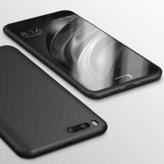 Husa XIAOMI MI6 MI 6 silicon subtire neagra rosie sau roz calitate deosebita, Alt model telefon Samsung, Maro