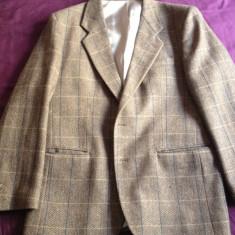 Vand 5 sacouri si 5 pantaloni de stofa la super pret - Sacou barbati, Marime: 52, Culoare: Bej
