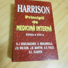 HARRISON--PRINCIPII DE MEDICINA INTERNA - ED. 13 - 1997
