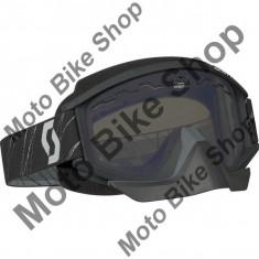 MBS SCOTT BRILLE SNOWCROs RECOIL XI BLACK, schwarz, LE2016, Cod Produs: 2208450001235AU - Ochelari ski