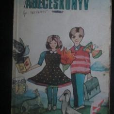 ABECESKONYV Abecedar in limba maghiara - Manual scolar