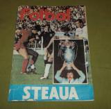 Revista Fotbal Steaua 1986