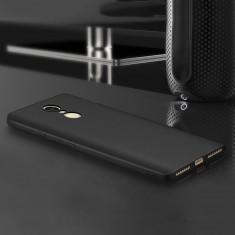 Husa XIAOMI REDMI NOTE 4X silicon subtire neagra sau rosie - Husa Telefon, Maro