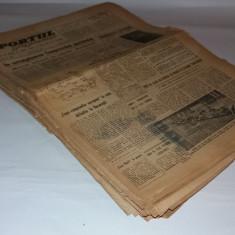 LOT 110 ZIARE SPORTUL POPULAR*ANUL 1965