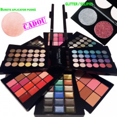 Set machiaj Color Festival + Cadou - Trusa make up