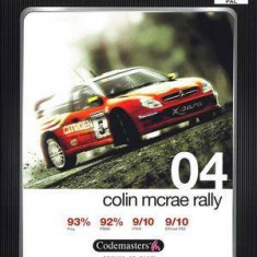 Colin McRae Rally 04 PLATINUM - PS2 [Second hand] - Jocuri PS2, Curse auto-moto, 3+, Multiplayer