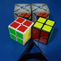 Cub Rubik 2x2x2 YJ ShengShou Legend Profesional 50mm - Jocuri Logica si inteligenta