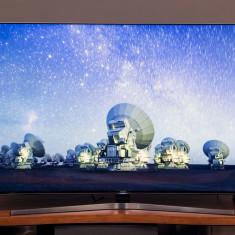Televizor SUHD Curbat Smart Samsung, 138 cm, 55KS9002, 4K Ultra HD - Televizor LED Samsung, 139 cm, Smart TV