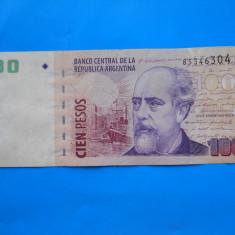 HOPCT ARGENTINA 100 PESPOS 2003 - X FINE - bancnota america