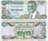 Bahamas 1 Dollars 2001 UNC