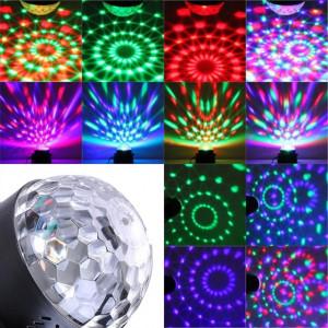 Glob lumini laser 2017