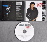 Michael Jackson - Bad (Special Edition) CD 2001, sony music
