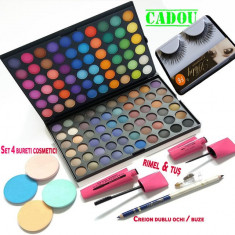 Set machiaj Wonderful Eyes + CADOU - Trusa make up