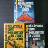 Vicente Blasco Ibanez - Calatoria unui romancier in jurul lumii 3 volume - Carte de calatorie